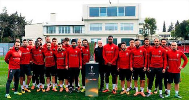 Avrupa Ligi Kupası Florya'da