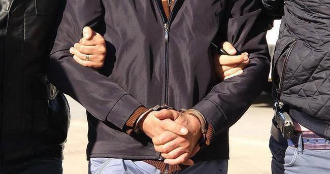 Mersin'deki terör örgütü operasyonunda 19 tutuklama
