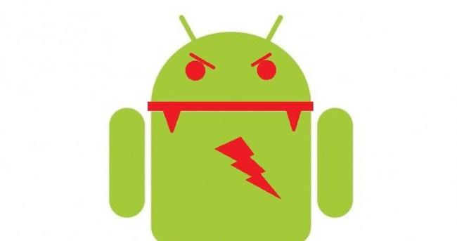 Dikkat! Telefonunuzdaki bilgiler çalınabilir ve silinebilir!