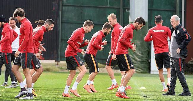 Galatasaray Lazio'yu konuk edecek