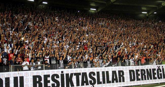 Beşiktaş Kulübü'nden taraftara çağrı