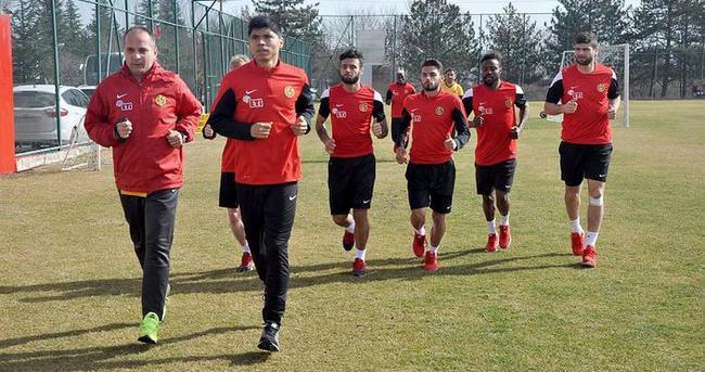 Eskişehirspor'da tek hedef 3 puan