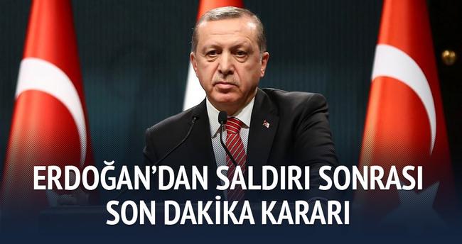 Erdoğan, Azerbaycan ziyaretini erteledi