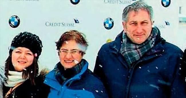 Karlı zirvede Türk kupası