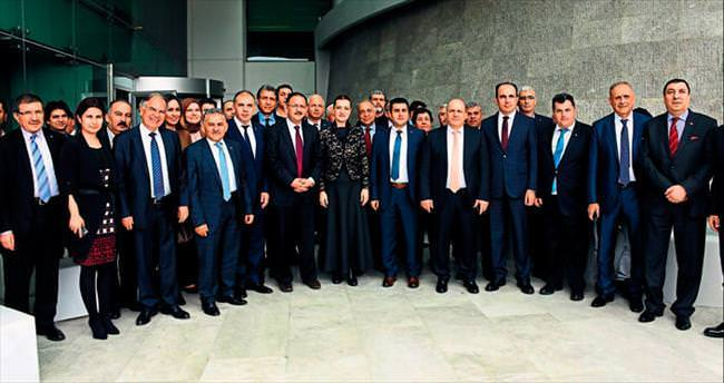 AK Parti'de kardeş belediyeler buluştu