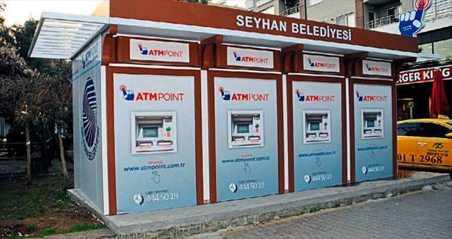 Büfeyi söktü ATM'yi dikti