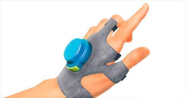 Parkinsonda el titremesini engelleyen eldiven üretildi