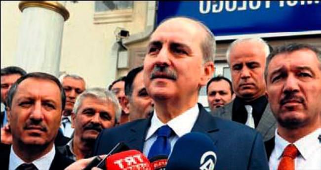 'CHP riyakâr siyaset izliyor'