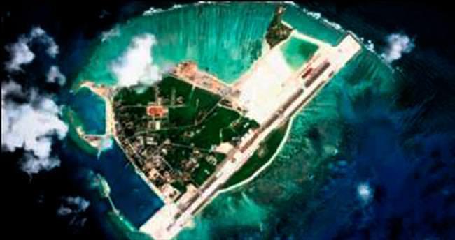 Güney Çin Denizi'nde 'füze sistemi' iddiası