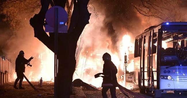 Ankara'daki terör saldırısı ABD basınında