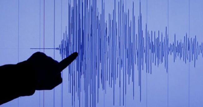 Girit Adası açıklarında 4,6 büyüklüğünde deprem