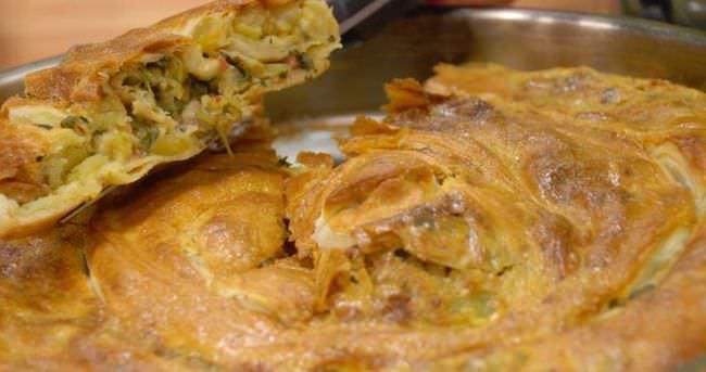 Patates Böreği Nasıl Yapılır?