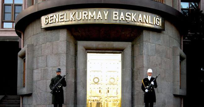 Genelkurmay: Saldırıda yaralanan 61 kişiden 30'u taburcu edildi