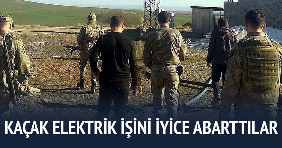 Kaçak elektrik işini abarttılar!