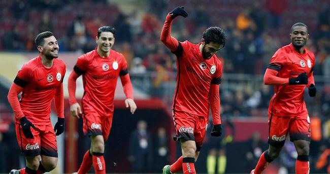 Galatasaray - Lazio muhtemel 11'ler