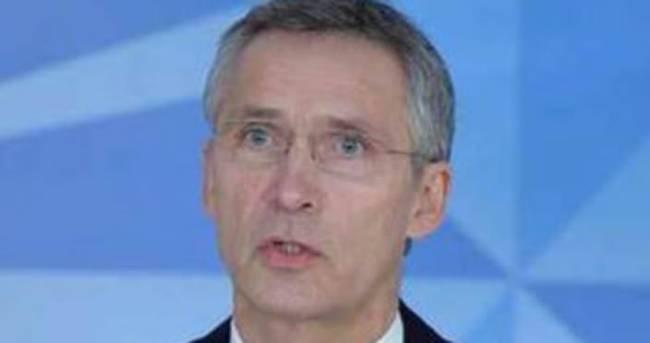 NATO: Terörle mücadelede omuz omuzayız
