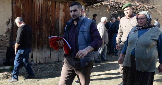 Şehit Erkan Tümer'in evinde yas var!
