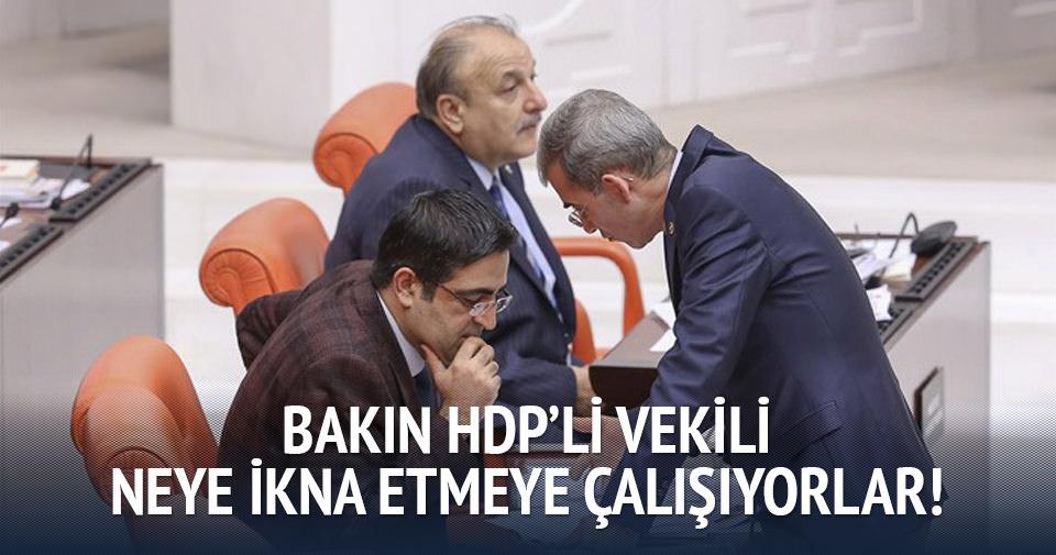 HDP suspus oldu!