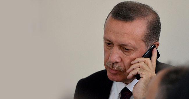 Cumhurbaşkanı Erdoğan'a Suudi Arabistan Kralı ile Katar Emiri'nden taziye telefonu