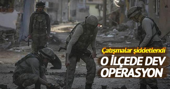 Dev operasyon! Çatışmalar şiddetlendi
