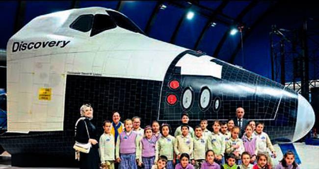 Ödemişli öğrenciler Uzay Kampı'nı sevdi
