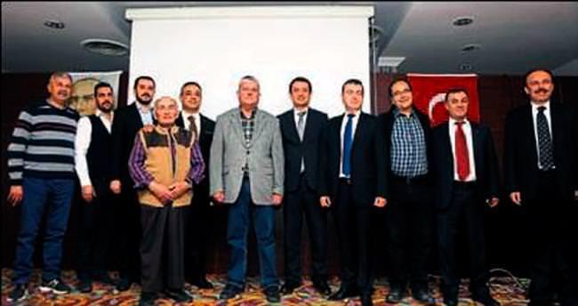 İMO'da Oğuz'dan 'Elveda' toplantısı