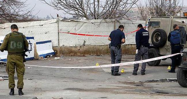 İsrail polisi Doğu Kudüs'te bir Filistinliyi öldürdü