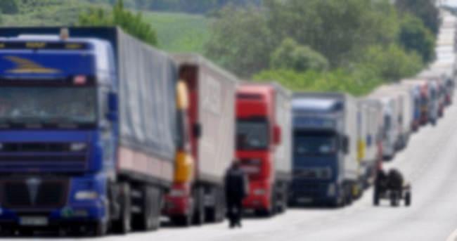 Türkiye'ye 11 tır kaçak ceviz ve fıstık getirildi