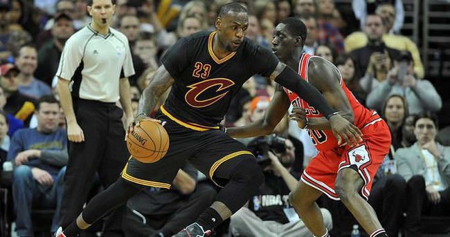 Cleveland 4'te 4 yaptı