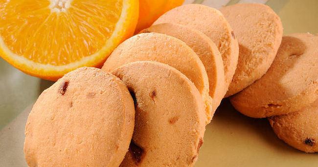 Portakallı Kurabiye Nasıl Yapılır?