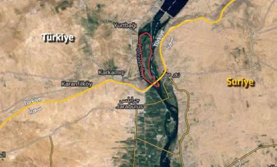 Fırat Nehri ile ilgili güvenlik kararı