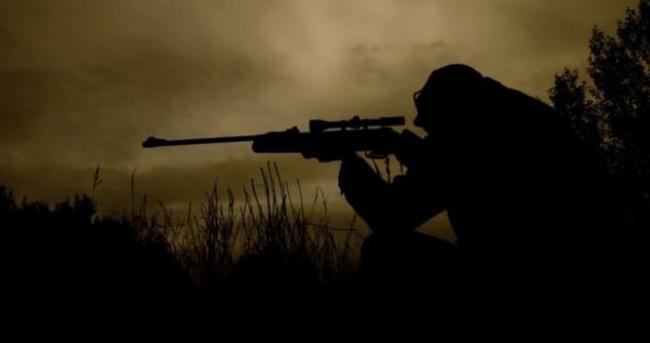 PKK'lı keskin nişancı yakalandı!
