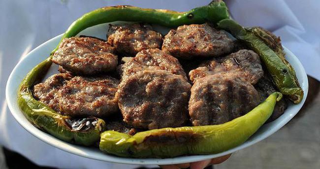 Tescilli lezzet 'Akçaabat köftesi' koruma altında