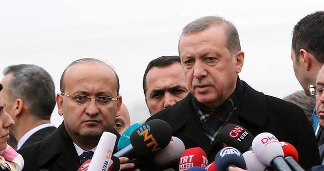 Cumhurbaşkanı Erdoğan, ABD Başkanı Obama ile görüşecek