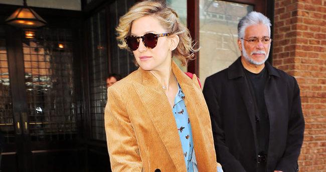 Kate Hudson'ın izinde İspanyol paçalar