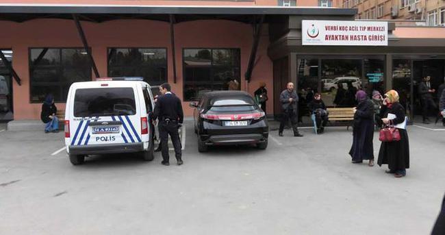 İstanbul'da hastanede bomba paniği