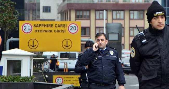 İstanbul Sapphire'de intihar şoku