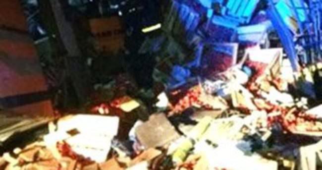 Gana'da katliam gibi kaza: 71 ölü
