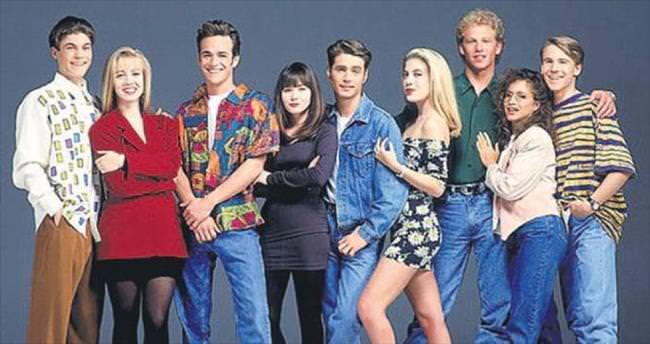 90'lar rock-bohem giyim tarzı