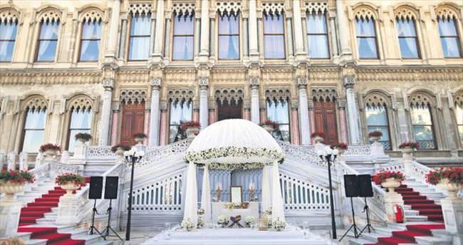 Düğünler artık İstanbul'da