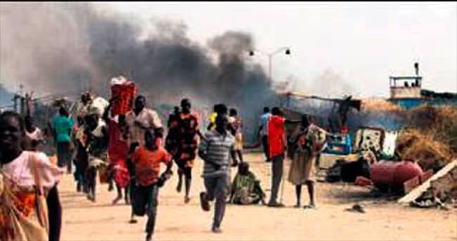 Mülteci kampında çatışma: 18 ölü