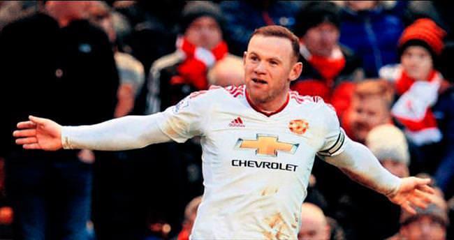Rooney'ye 32.5 milyon Euro