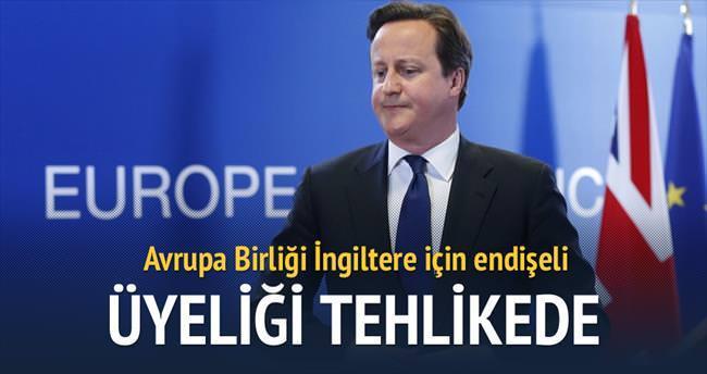 Avrupa Birliği'nde İngiltere telaşı