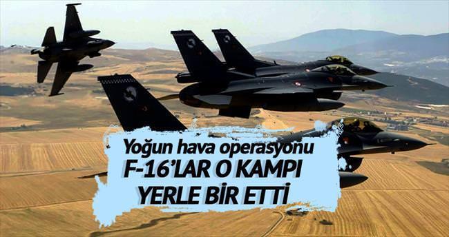 F-16'lar vurmasa askere saldıracaklardı