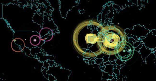 Türkiye en çok siber saldırıya uğrayan 4. ülke