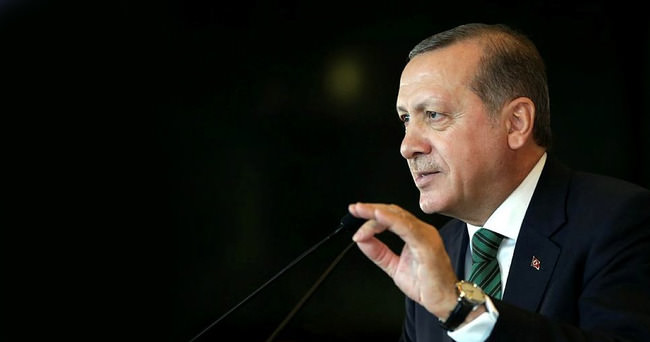 Cumhurbaşkanı Erdoğan: Geldiğimiz yer artık meşru müdafaa durumudur.