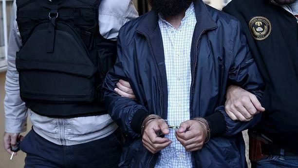 Kilis'te terör operasyonu: 4 gözaltı