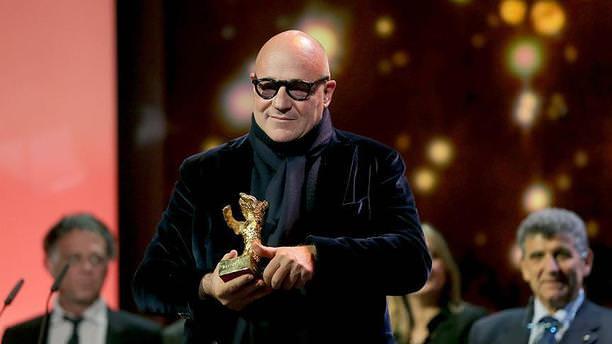 'Altın Ayı' ödülünü 'Fuocoammare' filmi kazandı