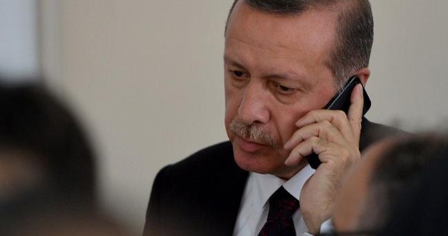 Erdoğan Donald Tusk ile telefonda görüştü