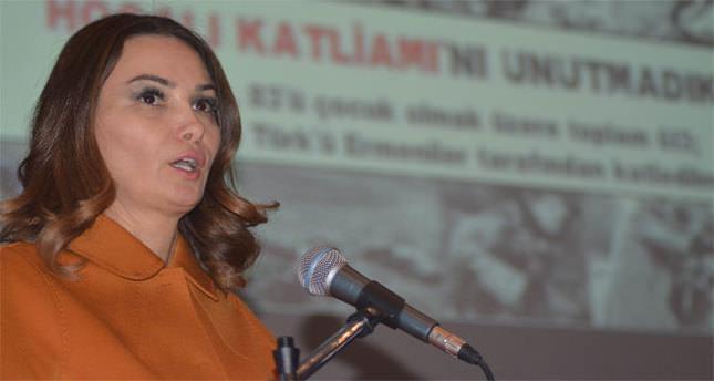 'Ermenistan PKK'ya destek veriyor'